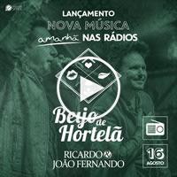 Beijo de Hortelã – Ricardo e João Fernando