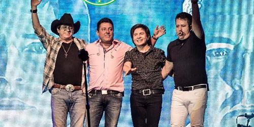 """Chitãozinho e Xororó e Bruno & Marrone lançam """"Você me trocou"""""""