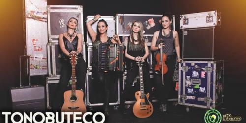 Banda Barra da Saia faz apresentações no Paraguai e na Argentina