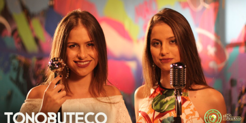 """Júlia e Rafaela lançam single """"Paredes Pintadas"""""""