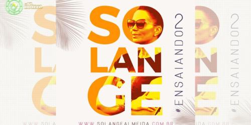 Solange Almeida anuncia segundo CD solo