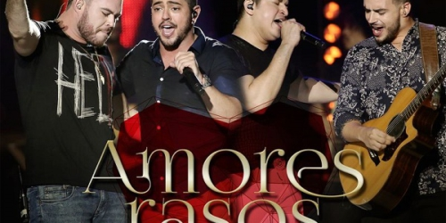 Luiz Henrique e Léo – Amores Rasos (Part. Henrique & Diego)