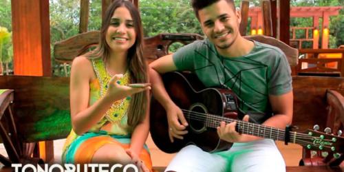 Acordando o Prédio – Mariana e Mateus (Cover)