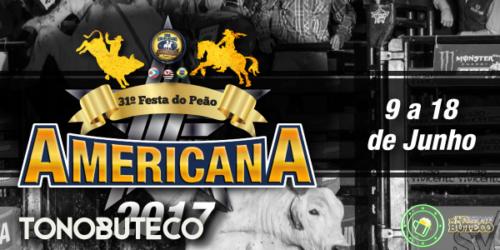 Festa do Peão de Americana inicia a venda de ingressos para a 31ª edição