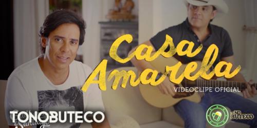 """Guilherme e Santiago lançam o clipe da música """"Casa Amarela"""""""