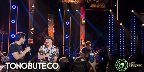 Wesley Safadão canta o single 'Despedida' com Pacheco