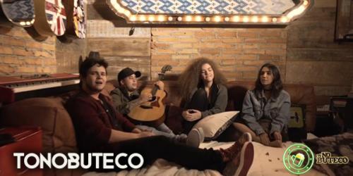 Duo Anavitória lança música com participação especial de Matheus e Kauan