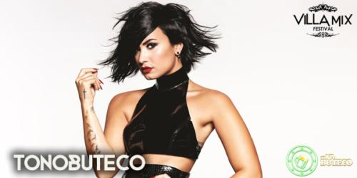 Demi Lovato é confirmada para o Villa Mix Festival Goiânia