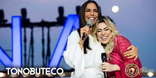 Naiara Azevedo lança 'Avisa Que eu Cheguei' com Ivete Sangalo