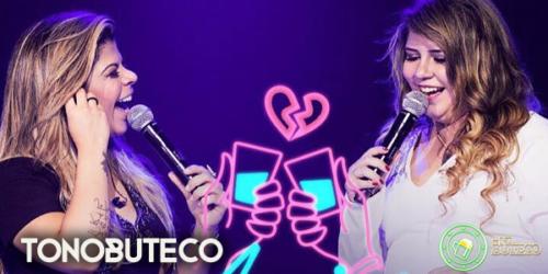 Paula Mattos canta 'Amiga' com Marília Mendonça