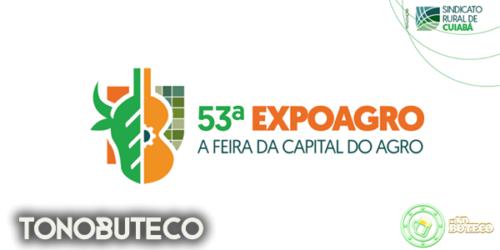 Atrações Expoagro 2017 – Cuiabá MT – Shows e Rodeio