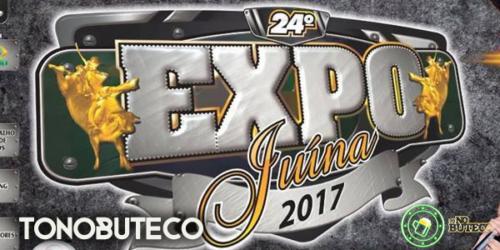 Atrações Expoju 2017 – Juina MT – Shows E Rodeio