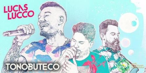 Lucas Lucco lança canção 'Tô Fazendo Amor' com a dupla Jorge e Mateus