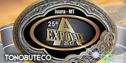 Atrações Expovale 2017 – Juara MT – Shows e Rodeio