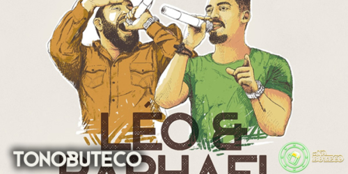 Léo e Raphael anunciam gravação do primeiro DVD da carreira