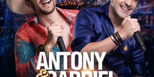 Antony e Gabriel – Terno Cinza