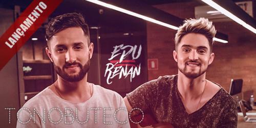 'Bate o Ponto' a nova música da dupla Edu e Renan. ASSISTA O CLIPE!