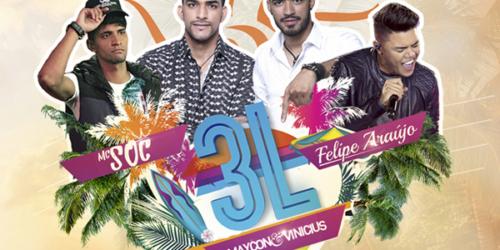 Maycon e Vinicius ft. MC Soc e Felipe Araújo – 3L (Livre, Leve e Louco)