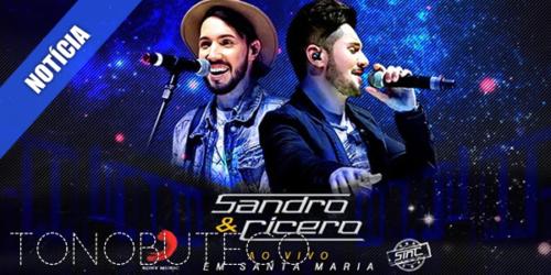 Sandro e Cicero assinam contrato com a gravadora Sony Music
