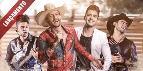 'TE AMANDO MAIS QUE PINGA' a nova música da dupla Antony & Gabriel com Munhoz & Mariano