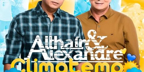 Althaír e Alexandre – Climatempo
