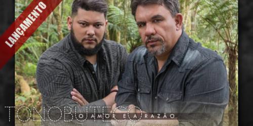 'O amor e a razão' a nova música da dupla Luiz Claudio e Pazelli