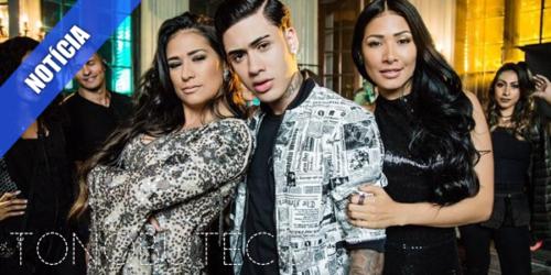 O hit 'Ta Tum Tum', de Simone e Simaria com MC Kevinho, é destaque há mais de mês no TOP Brasil do Spotify