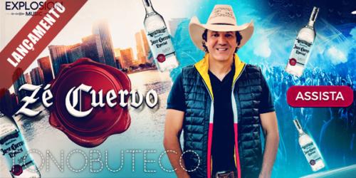 Juliano Cezar, o 'Cowboy Vagabundo', lança sua nova música de trabalho: 'Zé Cuervo'