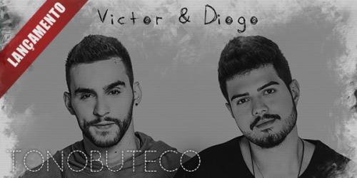 'Moletom Vermelho' de Victor e Diogo, já é um sucesso na internet e agora chega nas rádios. CONFIRA!