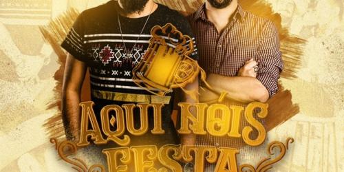 Paulo e Cabral – Aqui Nóis Festa