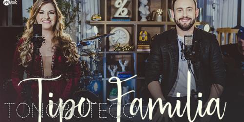 Andri e Hector lançam 'Tipo Família'