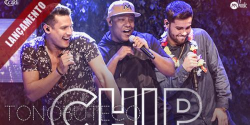 'Chip', Israel Novaes canta com Márcio Vitor e Jerry Smith