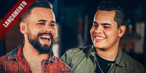 Diego e Ray lançam 'Coração de Isca', a primeira do 'DVD Buteco 24 horas'