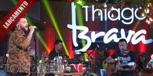 Thiago Brava lança clipe de 'Coração de Guardanapo'