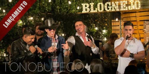 Marcio e Fernando lançam 'Virou Love' com Pedro Paulo e Alex