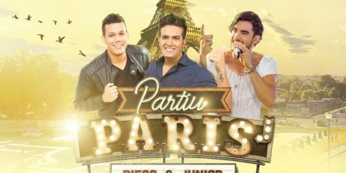 Diego e Junior – Partiu Paris (part. Gabriel Diniz)