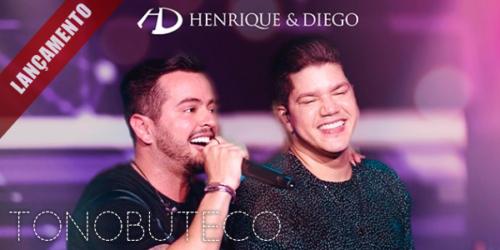 Henrique e Diego lançam o single 'Espelho Meu', acompanhado de vídeo ao vivo