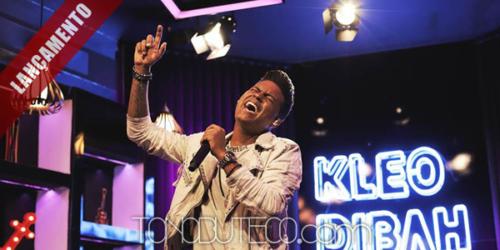 Kleo Dibah grava pocket show em Fortaleza