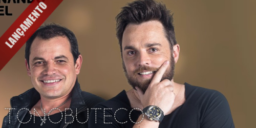 Fernando e Fael lançam música nova: 'S.O.S. Amor'
