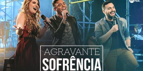 'Agravante Sofrência': a nova música de Andri e Hector com Felipe Araújo