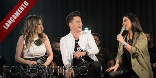 Lola e Vitoria lançam 'O Que A Foto Não Mostra' com Jefferson Moraes
