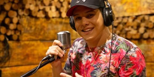 Gustavo Menck lança a sua primeira música de trabalho