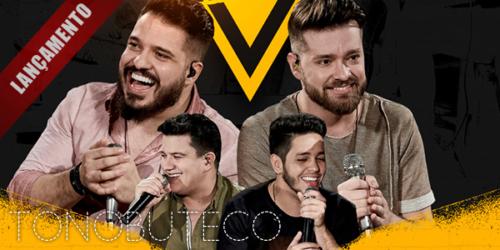 João Fernando e Gabriel comemoram sucesso da música 'Da Preferência Pra Mim'