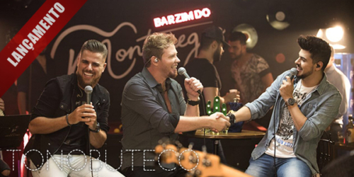 Montenegro lança 'Mala e Cuia' com a dupla Zé Neto e Cristiano