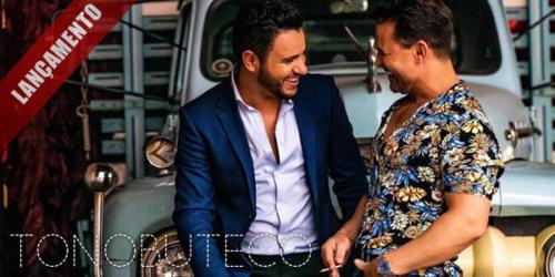 Thiago Carvalho lança 'Chorando à Luz De Velas' com  Eduardo Costa
