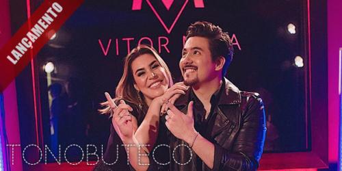 'Teia de Aranha' a nova música de Vitor Maia com Naiara Azevedo