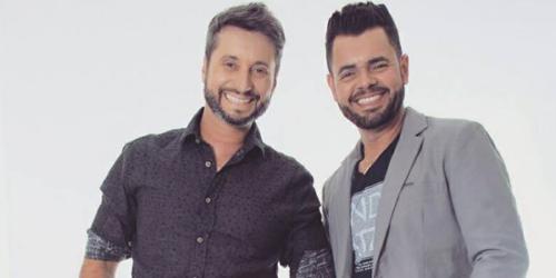 Dupla João Pedro e Gabriel gravam DVD em Uberlândia (MG)
