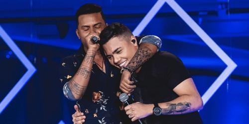 Kleo Dibah lança a música 'Para Continua' com Felipe Araújo