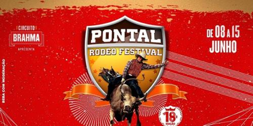 Pontal Rodeo Festival começa neste sábado (08), com Trio Parada Dura