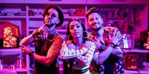 'Me Adota' a nova música de Sandro e Cícero com MC Mirella